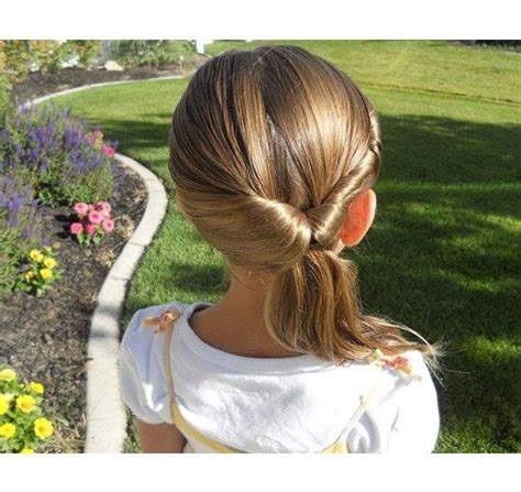 10 easy school hairstyles for girls little girl