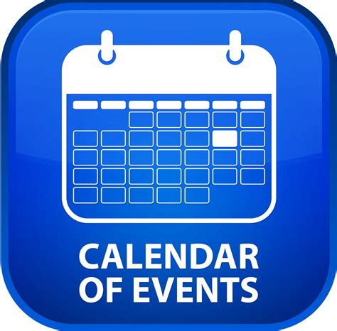 Blue Ribbon News Events Calendar  Blue Ribbon News