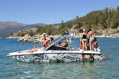Party Boat on Lake Tahoe | Party Boat on Lake Tahoe | Flickr