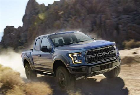 Review Of 2017 Ford Raptor Preliminary Specs