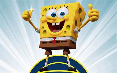 Spongebob Water Tapety Kanciastoporty Sponge Squarepants Movie