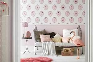 Tapete Jugendzimmer Mädchen : vom verspielten kinderzimmer zum coolen jugendzimmer ~ Michelbontemps.com Haus und Dekorationen