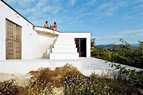 Modern Work Of Mexican Architecture : Contemporary Mexican House
