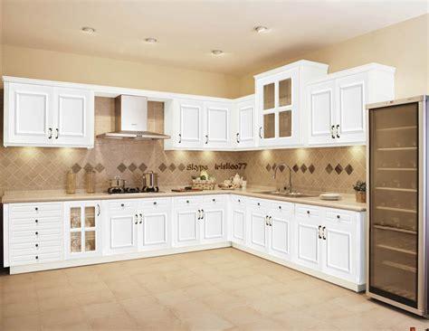 alcali cuisine blanc armoires de cuisine en bois massif meubles armoire