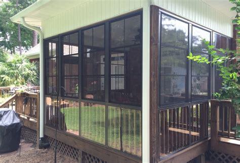 sunrooms porch patio deck enclosures eze