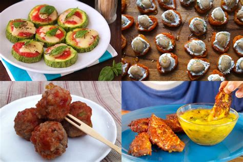 finger foods for inspiral coaching healthy party food recipe round up