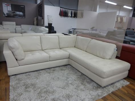 natuzzi editions b617 modern corner sofa furnimax brands outlet