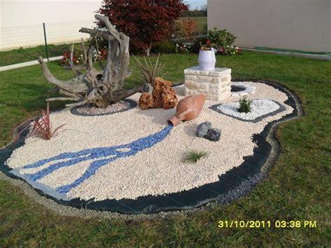 Deco De Jardin Exterieur D 233 Coration Jardin Avec Cailloux