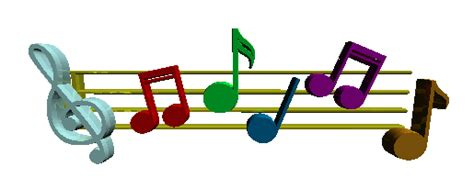 musical notes gif clipart panda free clipart images