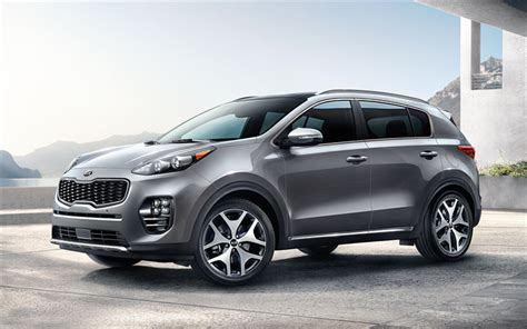 Kia Sportage 4k Wallpapers by Wallpapers Kia Sportage 2018 4k Silver