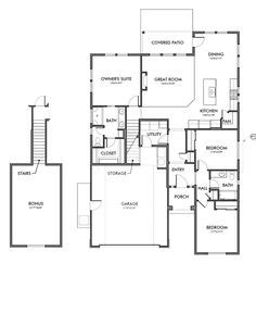 Brighton Homes Blakemore Floor Plan by 1000 Images About Blueprints Floor Plans On
