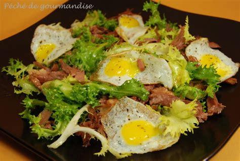 cuisiner caille salade au confit de canard et oeufs de caille poêlés