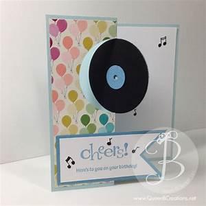 Happy Birthday, Music Lover   Queen B Creations