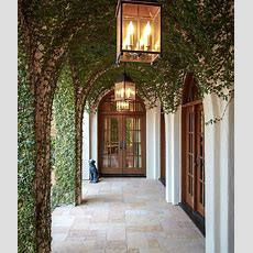 An Entrance To Behold  Mediterranean Style At Its