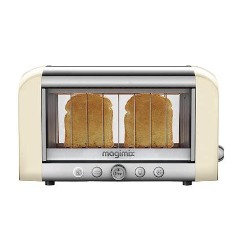 tostapane 4 toast magimix tostapane le toaster vision avorio magimix