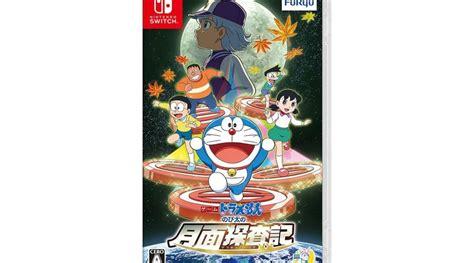 la película de Doraemon: Nobita's Chronicle of the Moon