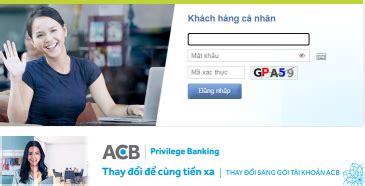 ACB Online Dịch Vụ Thẻ Khóa/Mở Thẻ. Kích hoạt thẻ 2021 - InfoFinance.vn