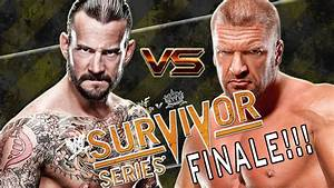 Survivor Series Pt 6/6 (FINALE!!!) | WWE Attitude v ...