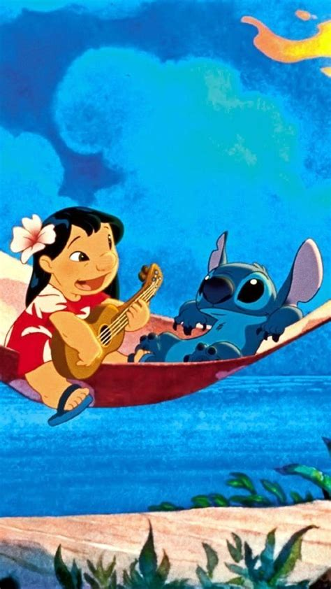 Lilo And Stitch Wallpapers Wallpaper Cave