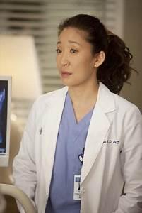Sandra Oh kapt met Grey's Anatomy