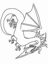 Coloring Smaug Dragoni Cu Imagini Dragon Poze Ws Kleurplaten Desene Colorat Drawing Board Dragons sketch template