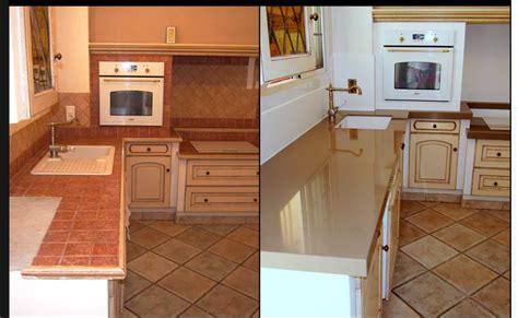 renovation cuisines rustiques rénovation d 39 un plan de travail d 39 une cuisine rustique à marseille aix et marseille muriel bouix