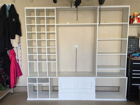 Ana White  Garage Shoe Storage And Bench  Diy Projects