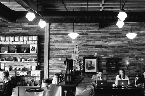 Driven coffee roasters is a small team of artisans that came together in minneapolis minnesota to share a common passion for specialty coffee. Northeast - Spyhouse Coffee Roasters   Ceiling lights, Track lighting, Coffee