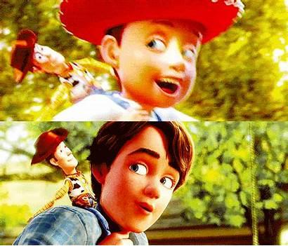 Toy Story Woody Andy Disney Pixar Ending