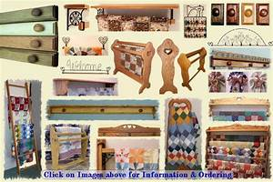quilt rack wooden » plansdownload