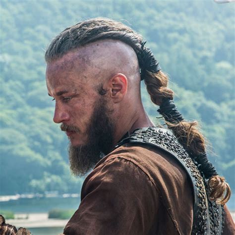 ragnar lothbrok hairstyle mens hairstyles haircuts