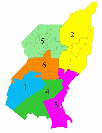 Quezon District Map Directory Department Health