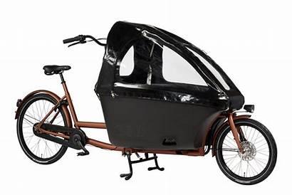 Dolly Bakfiets Cargo Rower Bike Czarny Roweru