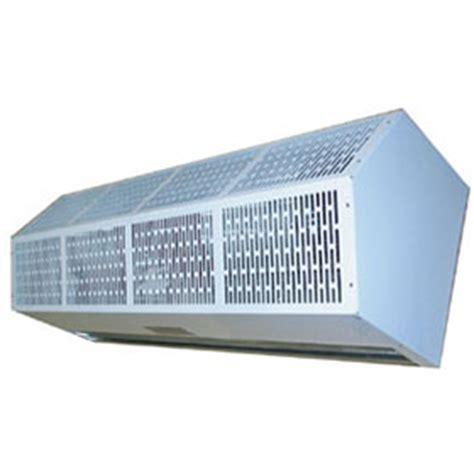 berner chc10 1048a un heated air curtain 48 quot w air doors zesco