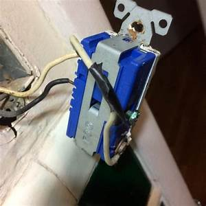 Electrical - Combination Box  Switch - Two Wires Only
