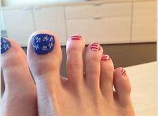 Missy Franklin's Feet