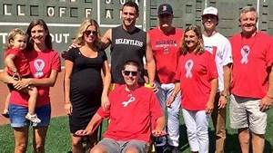 Pete Frates, Red Sox Complete Ice Bucket Challenge At ...