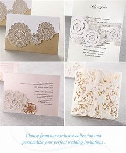 laser cut wedding invitations from b wedding invitations With all that s lovely wedding invitations paper goods hamilton on
