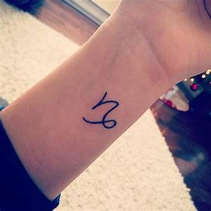 55+ Best Capricorn Tattoo Designs - Main Meaning is... (2018)
