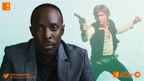 "Actor Michael K. Williams confirmed for ""Han Solo: A Star ..."