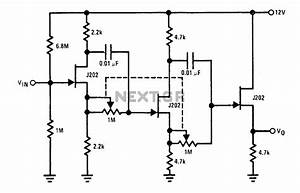 Level Shifter Circuit Diagram