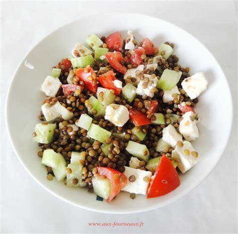 comment cuisiner le kale salade de lentilles à la grecque aux fourneaux