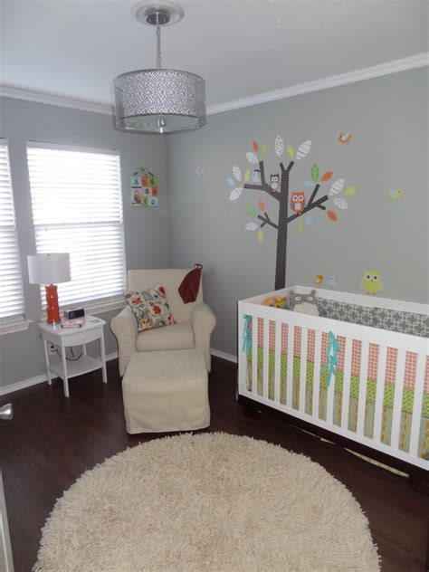 Serene Gray Owl Modern Nursery  Project Nursery. Subway Tile Colors. Fireplace Stone Ideas. Small Bathroom Vanity With Sink. Small Backyard Designs. Bamboo Coffee Table. Garage Door Pictures. Mediterranean Home Decor. Baxton Studio