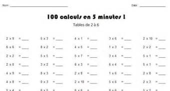 table de multiplication 224 imprimer cm1