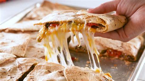 quesadilla fun quick easy recipe chaz