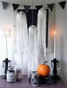 Deco Halloween A Fabriquer : diy facile petits fant mes d co pour l 39 halloween ~ Melissatoandfro.com Idées de Décoration