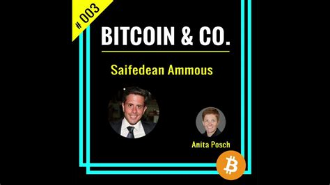 """The bitcoin game podcast is one of the many podcasts from the team at let's talk bitcoin. Saifedean Ammous Author of """"The Bitcoin Standard""""   #003 Podcast Bitcoin & Co. (Audio only ..."""