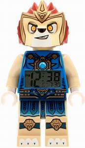 Lego 5002421 Legends Of Chima Laval Minifigure Clock