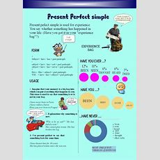 Present Perfect  Basics  Games To Learn English Games