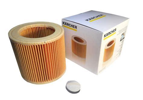 filtre cartouche aspirateur karcher a 2204 ka64145520